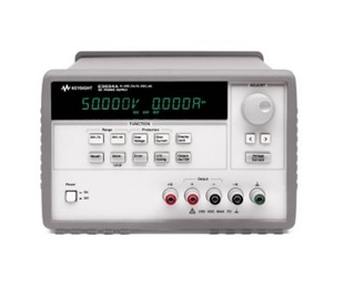 Keysight E3633A DC power supply. Single output, dual range: 0-8V, 20A; 0-20V, 10A  160/200W. GPIB