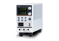 GW Instek_PFR100L - 50V/10A/100W Fanless Multi-Range D.C. Power Supply