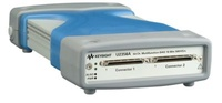 Keysight U2356A High performance multifunction DAQ, 64-CH single-ended or 32-CH differential analog inputs; 500KS/s;